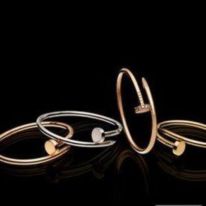 Jewelry Basics Midi Chic Gold Nail Cuff Bracelet